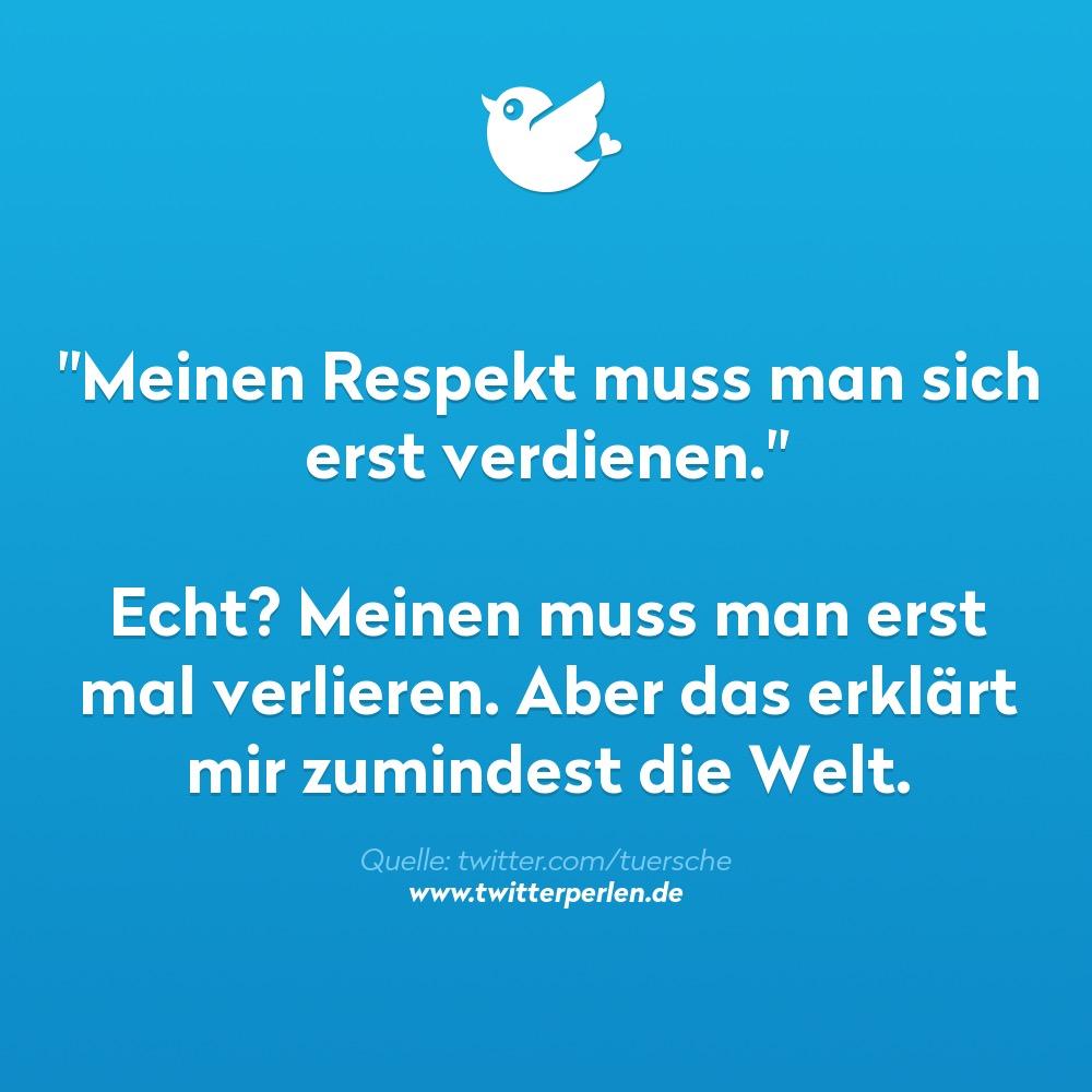 Respekt   Twitterperlen