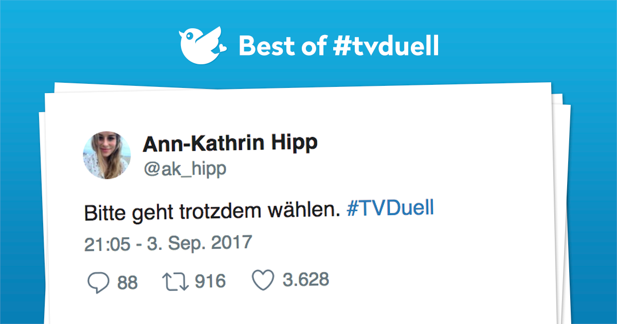 Best of #tvduell