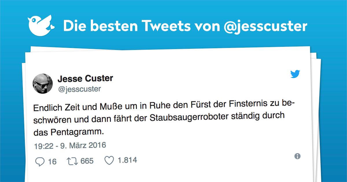 Die besten Tweets von @jesscuster