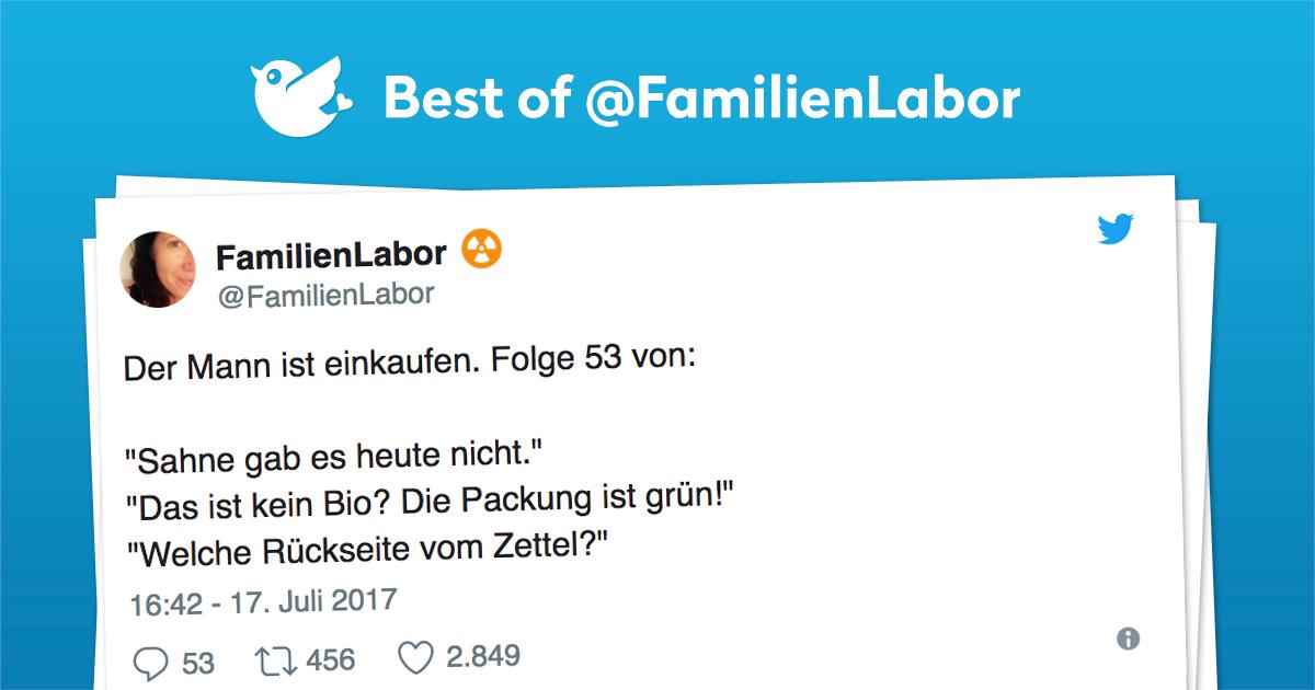 Die besten Tweets von FamilienLabor