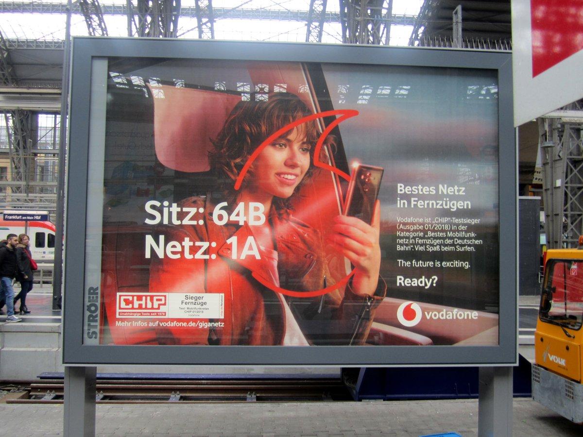 """Wenn deine vielfliegende Werbeabteilung nicht weiß, wie in """"Fernzügen"""" die Sitze nummeriert werden. Gesendet von Platz 15, Wagen 11"""