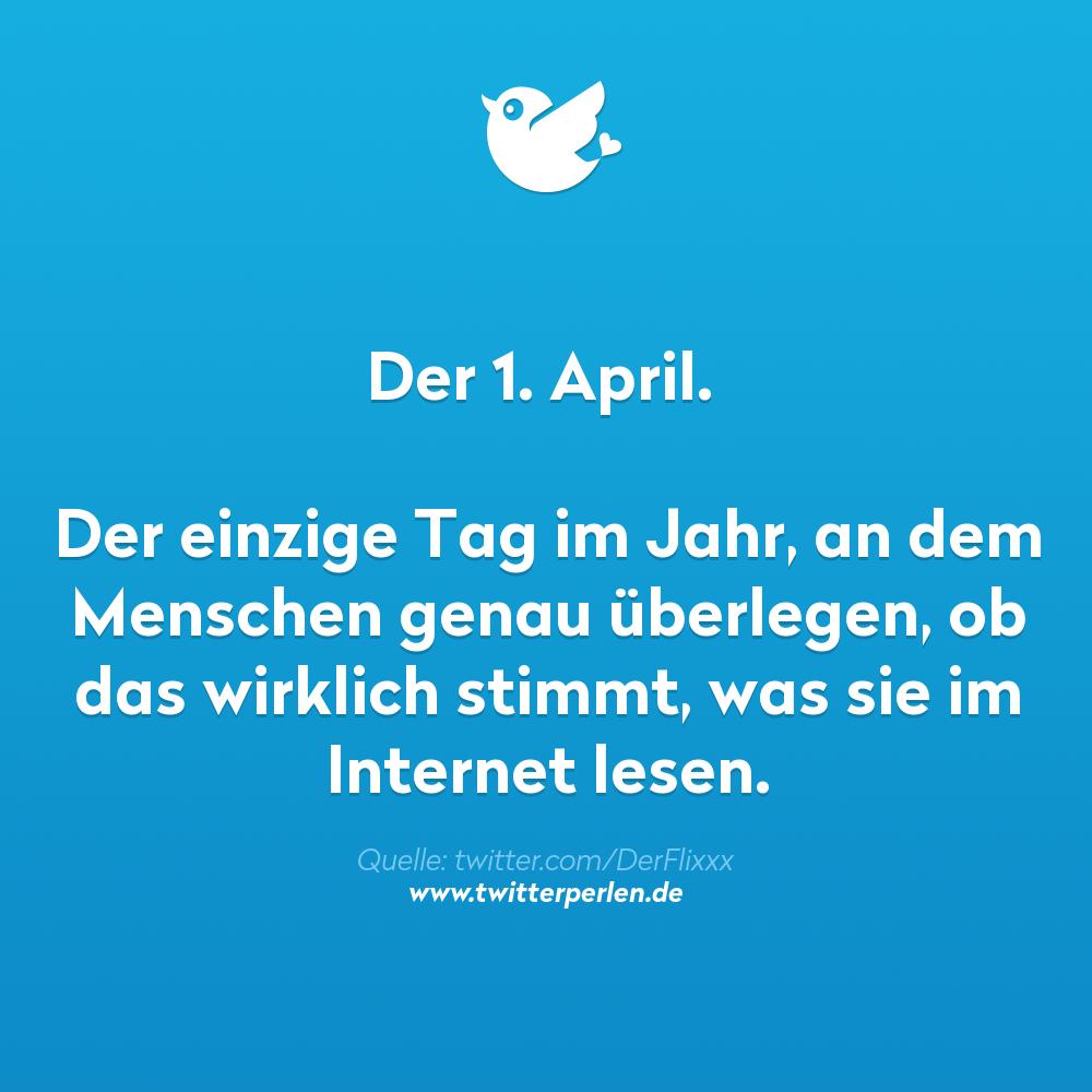 Der 1. April. Der einzige Tag im Jahr, an dem Menschen genau überlegen, ob das wirklich stimmt, was sie im Internet lesen.