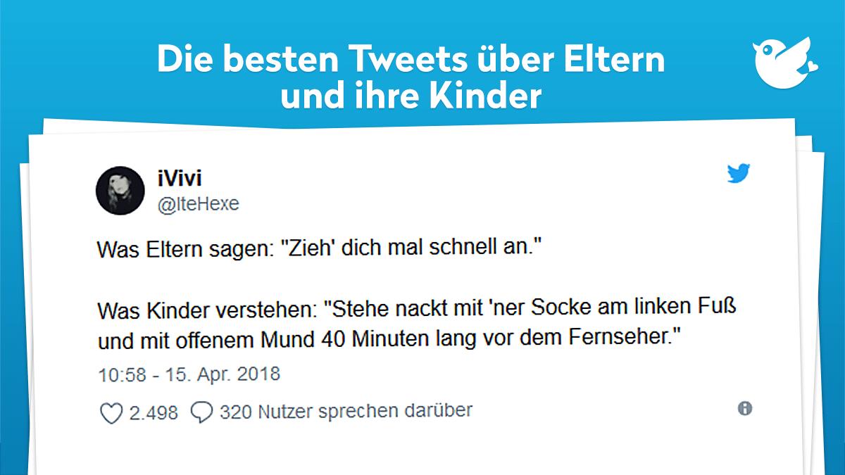 11 witzige Tweets über Eltern und ihre Kinder (4 ...