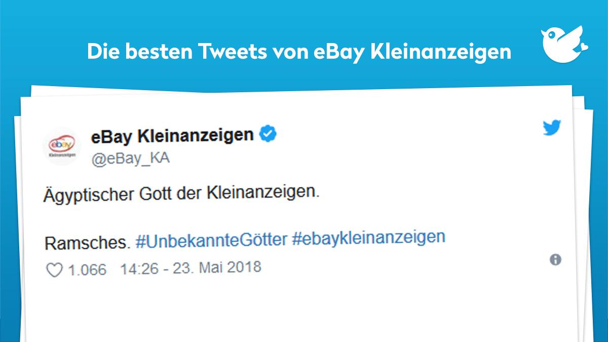 Tchuligom Was Ist Letzte Preis Die Besten Tweets Von Ebay