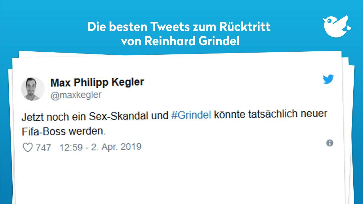 Grindel Twitter