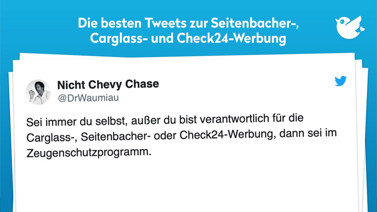 Check24 Werbung Nervt